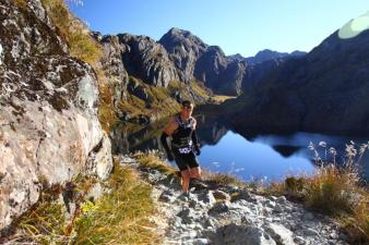 James Kuegler - Routeburn Track - March 2011
